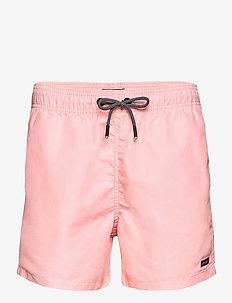 EDIT SWIM SHORT - badebukser - grey pink