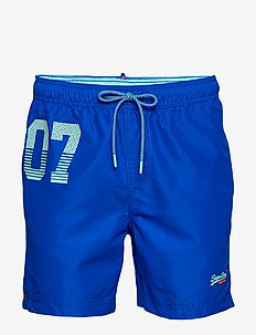 WATERPOLO SWIM SHORT - shorts de bain - racer cobalt