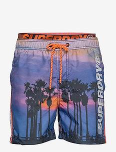 STATE VOLLEY SWIM SHORT - shorts de bain - skate palm