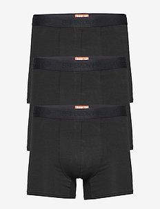 CLASSIC BOXER TRIPLE PACK - ondergoed - black multipack