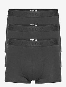 Classic Trunk Triple - boxershorts - black multi