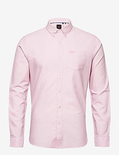 CLASSIC UNIVERSITY OXFORD L/S SHIRT - basic skjorter - city pink