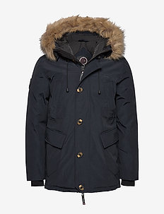 ROOKIE DOWN PARKA - DARK NAVY