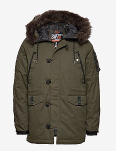 SDX PARKA - SURPLUS GOODS OLIVE
