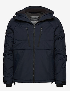 AEON PADDED JACKET - toppatakit - eclipse navy