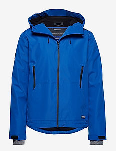 HOODED ELITE WINDCHEATER - vindjakker - electric blue