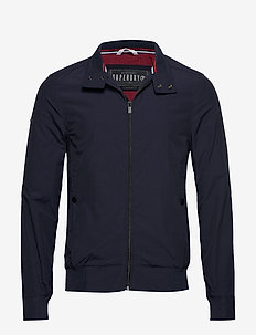 MONTAUK HARRINGTON - vindjakker - washed navy