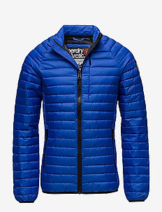 CORE DOWN JACKET - toppatakit - cobalt