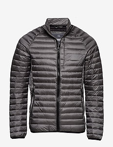 CORE DOWN JACKET - toppatakit - grey