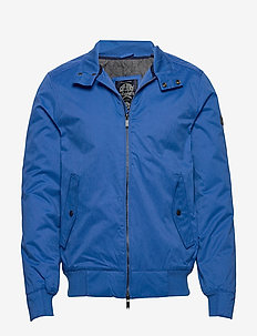 NORDIC HARRINGTON - bomber-takit - royal blue