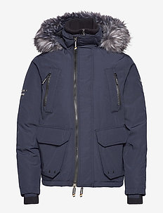 PREMIUM ULTIMATE DOWNCHEATER - padded jackets - dark navy