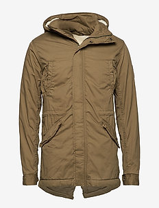 ROOKIE MILITARY PARKA - DEEPEST ARMY