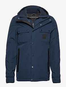 VESSEL JACKET - SUPER DARK NAVY