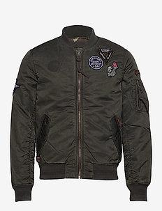 LIMITED ISSUE FLIGHT BOMBER - bomber jackets - washed khaki