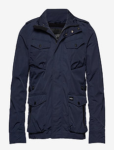 CITY EDITION FIELD JACKET - toppatakit - navy