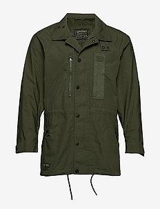 UTL FIELD JACKET - light jackets - utl olive