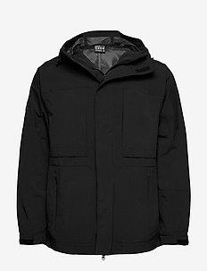 Jungle Mountaineer Jacket - parkas - black