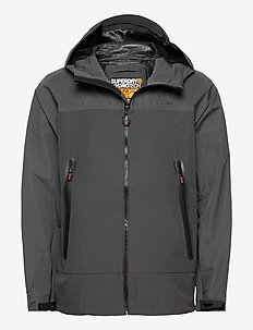 Hydrotech Waterproof Jacket - regenkleding - charcoal