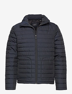 Non Hooded Fuji Jacket - forede jakker - deep navy