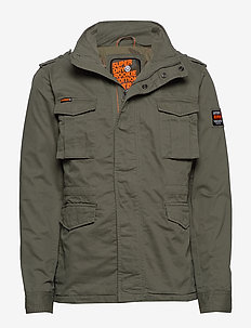 CLASSIC ROOKIE JACKET - light jackets - army green