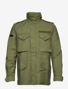CRAFTED M65 JKT - windjassen - lieutenant olive
