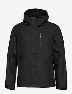MOUNTAIN HURRICANE JKT - parkatakit - black