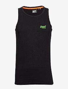 OL NEON LITE VEST - basis-t-skjorter - black