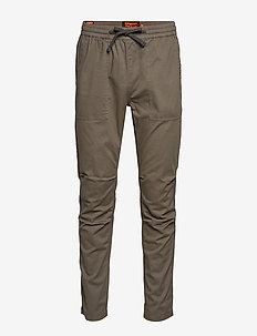 CORE UTILITY PANT - casual - shadow grey