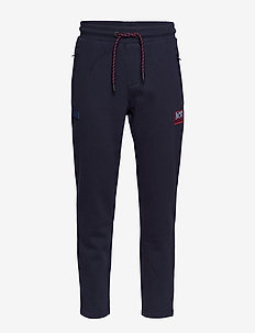 CRAFTED TAPERED JOGGER - DARKEST NAVY