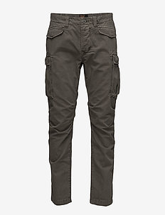 CORE CARGO RIPSTOP - rennot - shadow grey