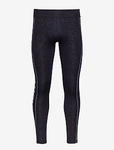 SPORTS ATHLETIC RUNNER LEGGING - BLACK CAMO
