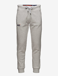ORANGE LABEL JOGGER - treenihousut - ice marl