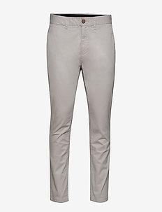 EDIT CHINO - pantalons chino - gravel grey