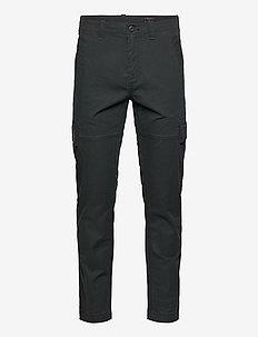 CORE CARGO - cargobukser - washed black