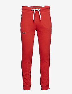 ORANGE LABEL LITE JOGGER - RACER RED