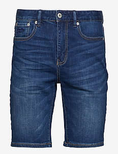 SLIM TYLER SHORT - ENNIS DARK USED