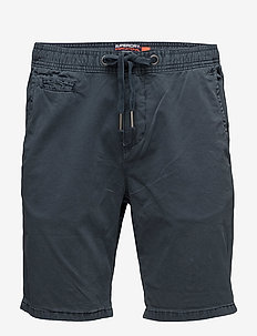 SUNSCORCHED SHORT - chinos shorts - carbon blue grey