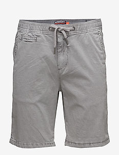 SUNSCORCHED SHORT - chinos shorts - cloud grey