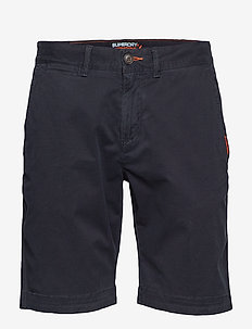 INTERNATIONAL SLIM CHINO LITE SHORT - MIDNIGHT SKY