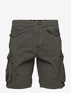 CORE LITE RIPSTOP CARGO SHORT - cargo shorts - oil skin grey