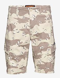 CORE CARGO SHORTS - cargo shorts - desert camo