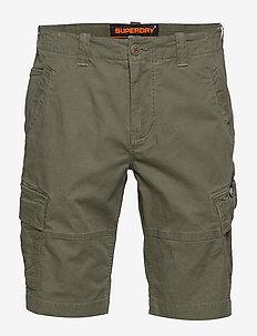 CORE CARGO SHORTS - cargo shorts - draft olive