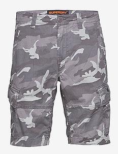 CORE CARGO SHORTS - cargo shorts - ice camo