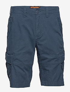 CORE CARGO SHORTS - cargo shorts - midnight navy