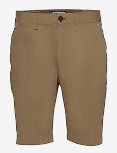 INTERNATIONAL CHINO SHORT - chinos shorts - desert beige