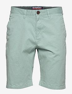 INTERNATIONAL CHINO SHORT - chino's shorts - fresh mint