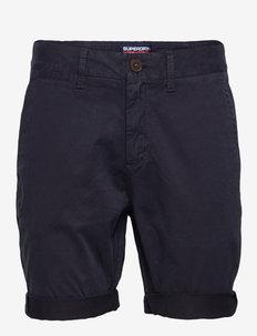 INTERNATIONAL CHINO SHORT - chinos shorts - midnight navy