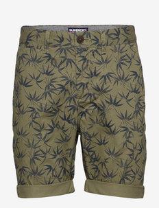 INTERNATIONAL CHINO SHORT - chinos shorts - olive akari