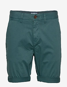 INTERNATIONAL CHINO SHORT - chinos shorts - teal