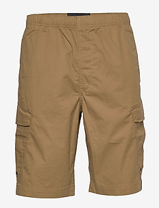 WORLDWIDE CARGO SHORT - casual shorts - cotswold gold